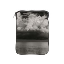 Still water and clouds iPad Sleeve