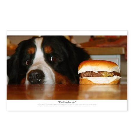 """The Hamburgler"" Postcards (Package of 8)"