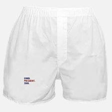 Condi. President. 2008. Boxer Shorts