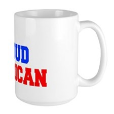 Born In Peru Proud American Mug