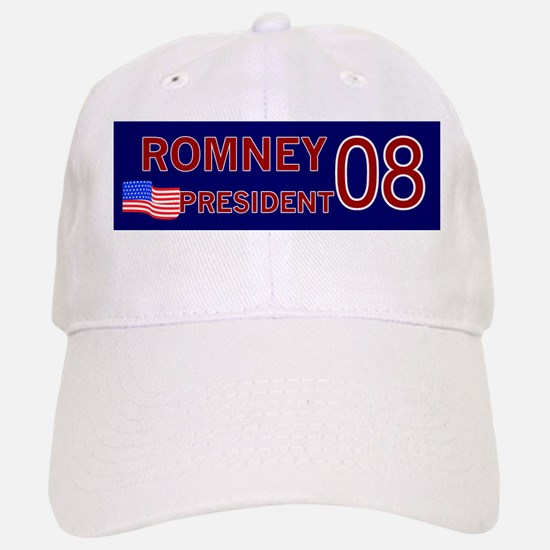 Romney for President in '08 Baseball Baseball Cap