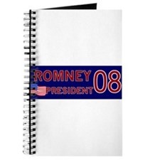 Romney for President in '08 Journal