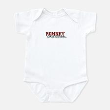 Romney is the President Infant Bodysuit