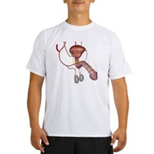 Male erection Performance Dry T-Shirt