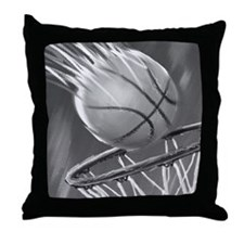 LiquidLibrary Throw Pillow