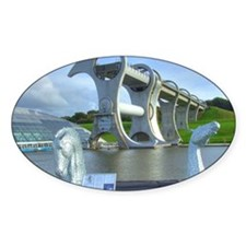 Falkirk Wheel 284 Decal