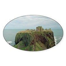 Dunnottar Castle one Decal