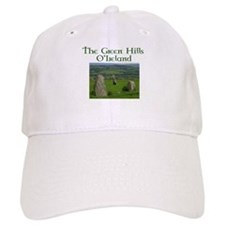 Green hills of Ireland Baseball Cap