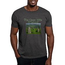 Green hills of Ireland T-Shirt