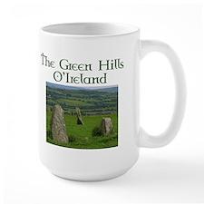 Green Hills Of Ireland MugMugs