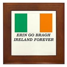 IRELAND FOREVER Framed Tile