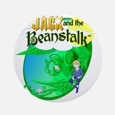Jack and the Beanstalk™ T-Shirt Round Ornament