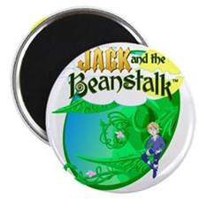 Jack and the Beanstalk™ T-Shirt Magnet