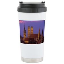 Germany, Munich, Neues Rathaus  Travel Mug