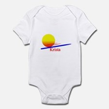 Krista Infant Bodysuit