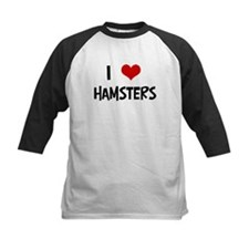 I Love Hamsters Tee