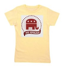 Vote Republican Girl's Tee