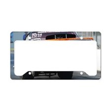 Month10 License Plate Holder