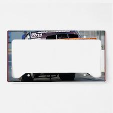 Month10 License Plate Holder