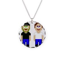 Super Foss Brothers Avatar Necklace