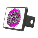 Maries Hen Party Rectangular Hitch Cover