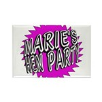Maries Hen Party Magnets