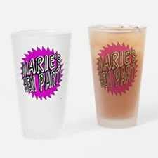 Maries Hen Party Drinking Glass