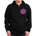 Maries Hen Party Zip Hoody