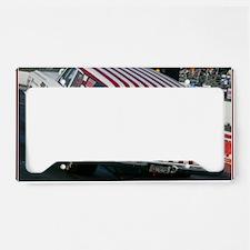 Month5 License Plate Holder