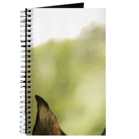 Miniature Pinscher Min-Pin Journal