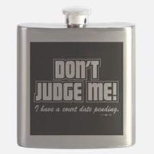 dont judge me  Flask