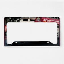 Month9 License Plate Holder