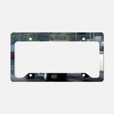 Month6 License Plate Holder