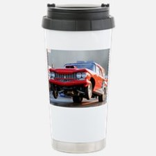 Month3 Stainless Steel Travel Mug