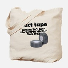 Duct Tape since 1942 Tote Bag