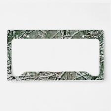 080806-25 License Plate Holder