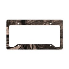 Primitive Baptist Church License Plate Holder