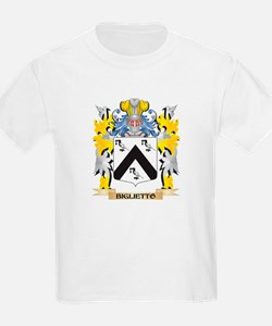Biglietto Coat of Arms - Family Crest T-Shirt