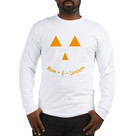 Mom-O-Lantern Long Sleeve T-Shirt