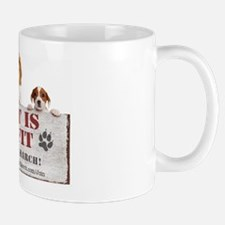 Mitt is Unfit- Lawn sign size Mug