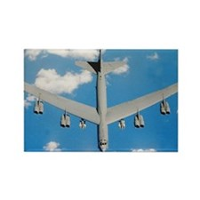 Boeing B52H Stratofortress plane  Rectangle Magnet