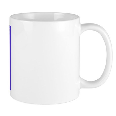 Alex In Blue Mug Mugs