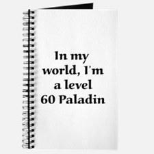 Level 60 Paladin Journal