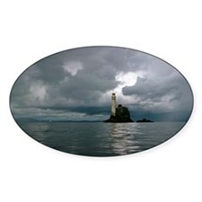 Light-Houses, Fastnet Rock Decal