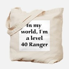 Level 40 Ranger Tote Bag
