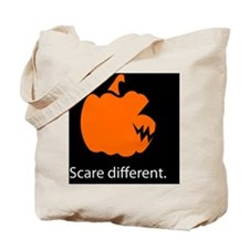 scare different 3 Tote Bag