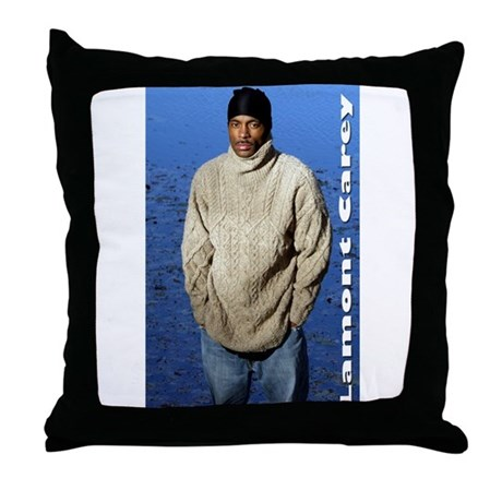 Teddy Bears & Pillows Throw Pillow