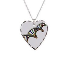 DNA molecule Necklace