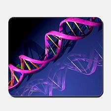 DNA molecule Mousepad