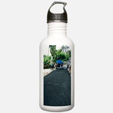 Road construction Water Bottle